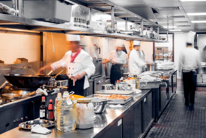 Restaurant Chef Myron S Fine Foods